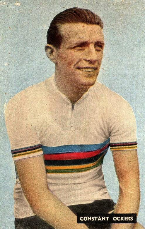 Проклятие радужной майки: Стан Окерс – чемпионат мира по велоспорту 1955 года