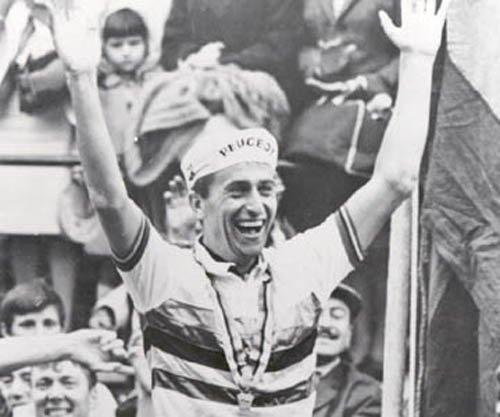 Проклятие радужной майки: Том Симпсон – чемпион мира по шоссейному велоспорту 1965 года