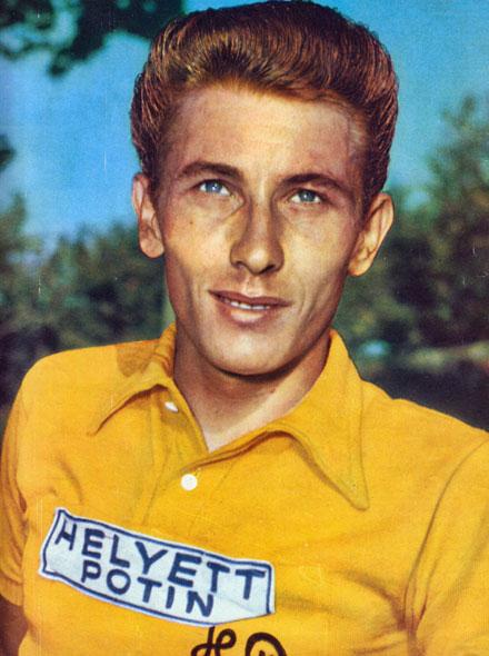 Проклятие радужной майки: Жак Анкетиль – чемпион мира по шоссейному велоспорту 1966 года
