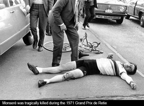 Проклятие радужной майки: Жан-Пьер Монсере – чемпион мира по шоссейному велоспорту 1970 года