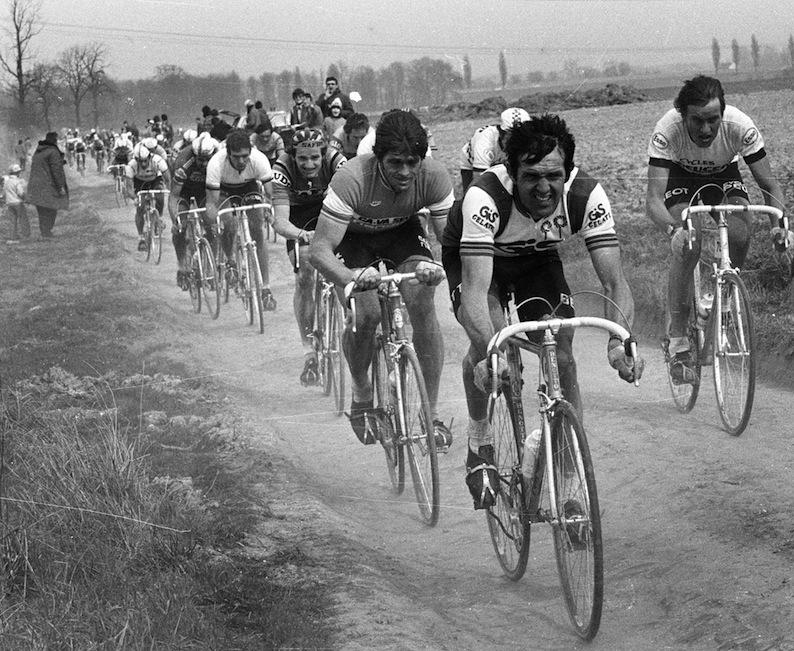 Проклятие радужной майки: Роже де Вламинк – чемпионат мира по велоспорту 1975 года