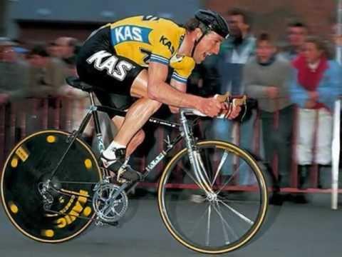 Проклятие радужной майки: Шон Келли – чемпионат мира по шоссейному велоспорту 1987 года