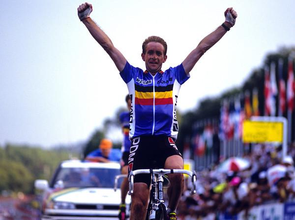 Проклятие радужной майки: Руди Даненс – чемпион мира по шоссейному велоспорту 1990 года