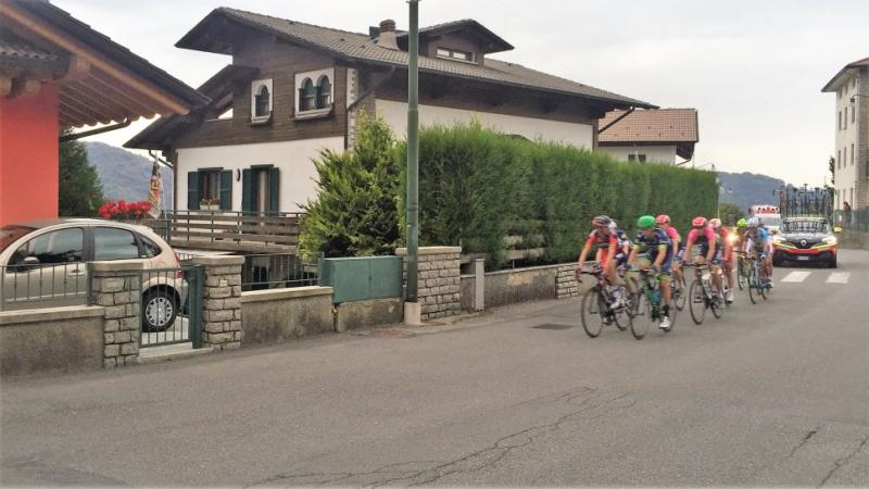 Фотоотчёт о классике Ломбардия-2016