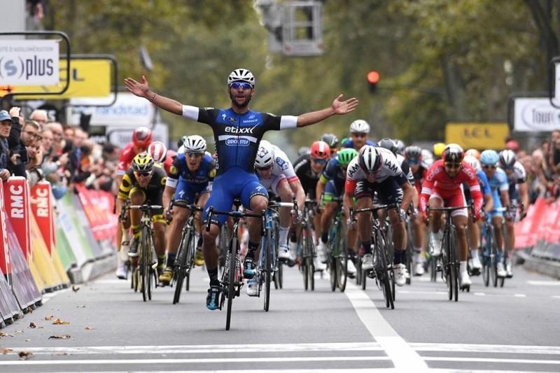 Фернандо Гавирия - победитель классики Париж - Тур-2016