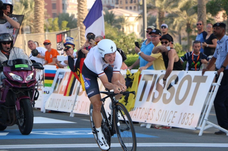 Тони Мартин – чемпион мира-2016 в индивидуальной гонке на время