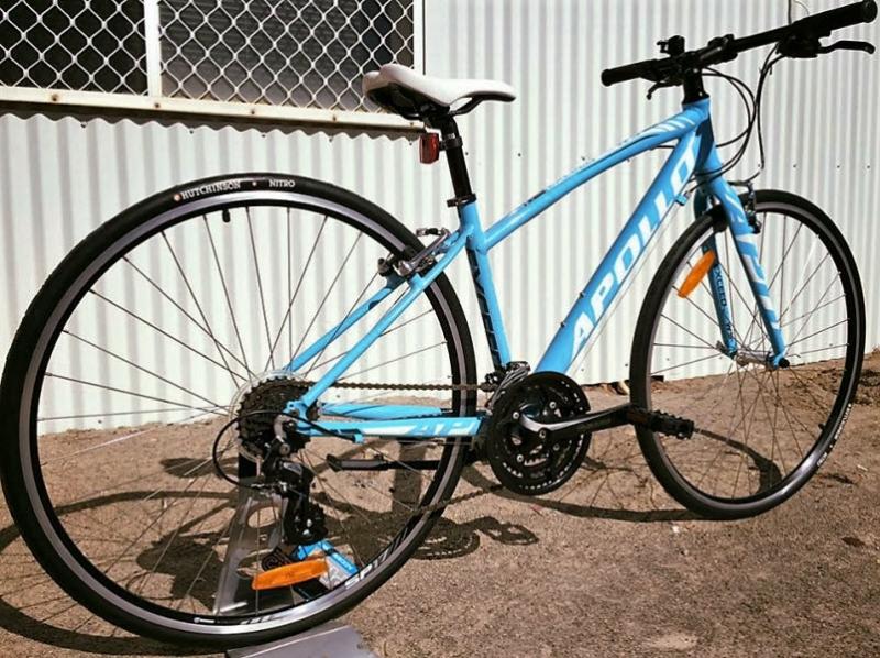 Велосипеды Apollo для каждого члена семьи