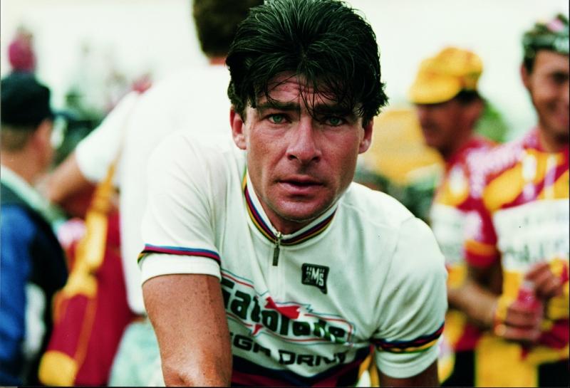 Проклятие радужной майки: Джанни Буньо – чемпион мира по шоссейному велоспорту 1991-1992 года
