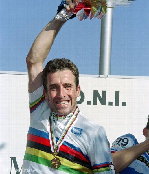 Проклятие радужной майки: Люк Лебланк – чемпион мира по шоссейному велоспорту 1994 года