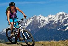 Виды и особенности горных велосипедов