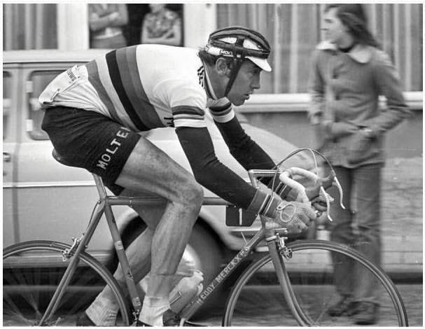 Проклятие радужной майки: Эдди Меркс – чемпион мира по шоссейному велоспорту 1967, 1971, 1974 года