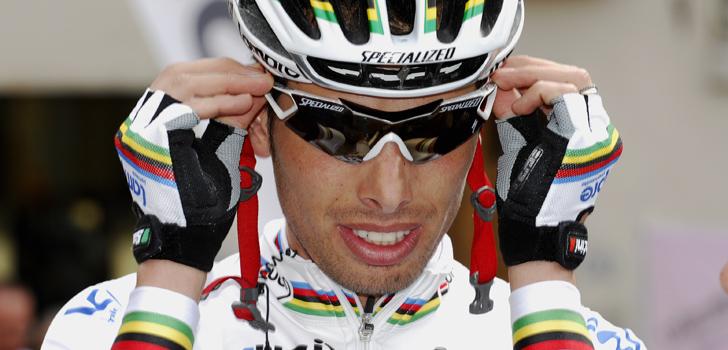 Проклятие радужной майки: Алессандро Баллан – чемпион мира по шоссейному велоспорту 2008 года