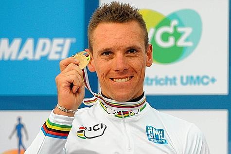 Проклятие радужной майки: Филипп Жильбер – чемпион мира по шоссейному велоспорту 2012 года