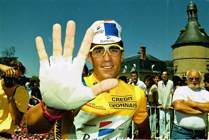 Проклятие радужной майки: Мигель Индурайн – чемпионат мира по шоссейному велоспорту 1993 года