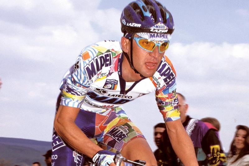Проклятие радужной майки: Микеле Бартоли – чемпионат мира по шоссейному велоспорту 1996 и 1998 года