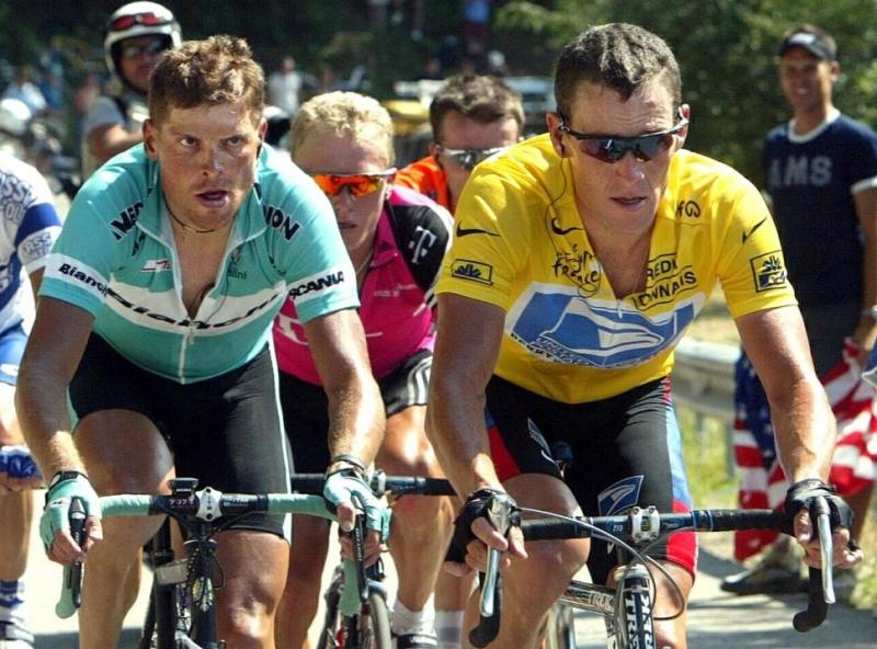 Проклятие радужной майки: Ян Ульрих – чемпионат мира по шоссейному велоспорту 1999 и 2001 года
