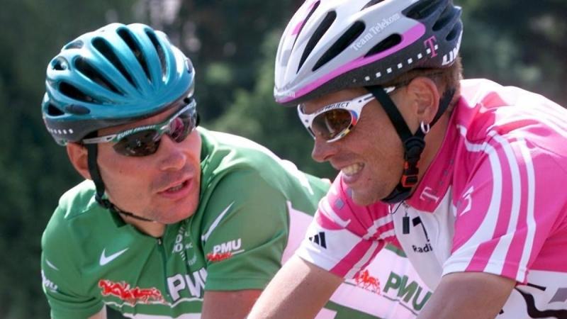 Проклятие радужной майки: Эрик Цабель – чемпионат мира по шоссейному велоспорту 2001, 2002 и 2006 года