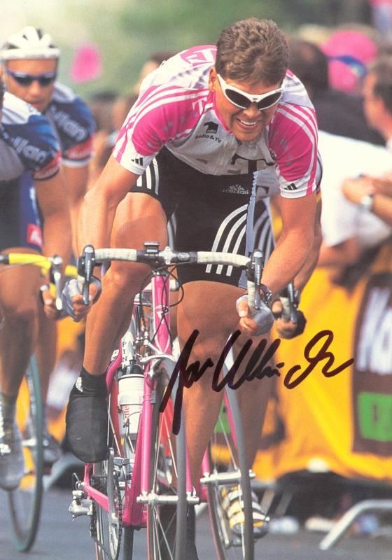 Ян Ульрих - первый и единственный победитель Тур де Франс родом из ГДР. Часть 2