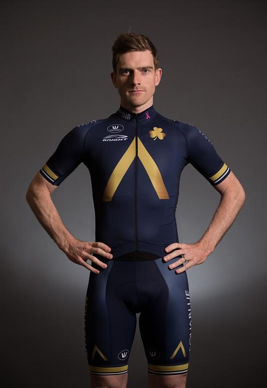 Команда Aqua Blue Sport представила велоформу на 2017 год