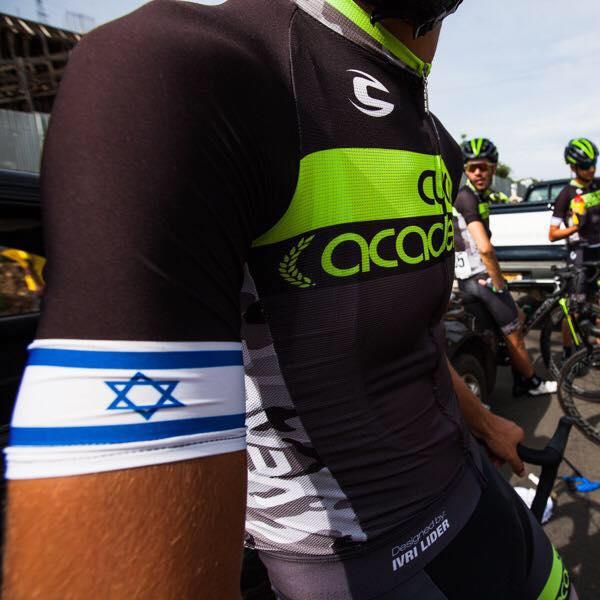 Состав проконтинентальной команды Israel Cycling Academy на 2017 год