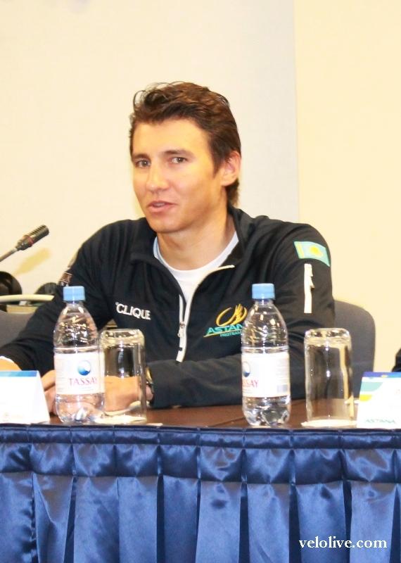 Андрей Зейц: «Готовлюсь к Джиро д'Италия-2017, в помощь Фабио Ару»