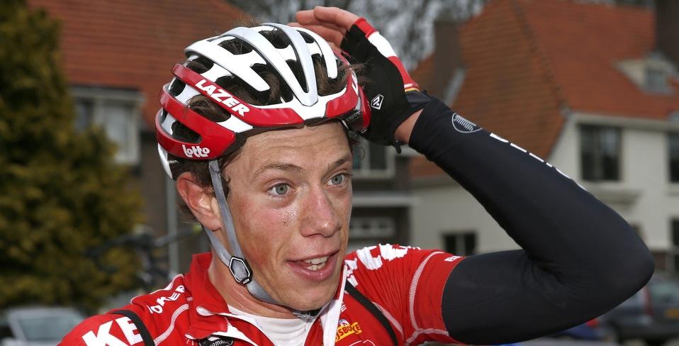 Велосипедист Стиг Брукс на пути к выздоровлению