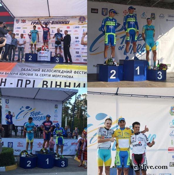 Никита Стальнов: «Я мечтал выступать в велокоманде Astana»