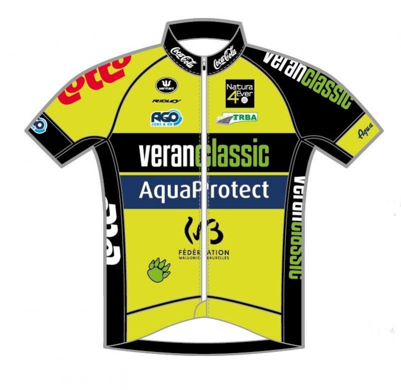 Состав проконтинентальной команды WB-Veranclassic-Aqua Protect на 2017 год
