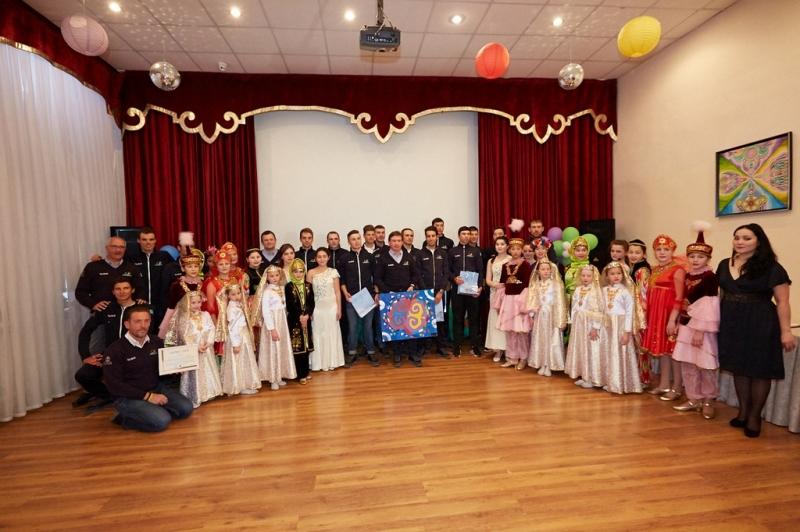 Велогонщики «Astana Pro Team» встретились с воспитанниками детского дома и юными спортсменами