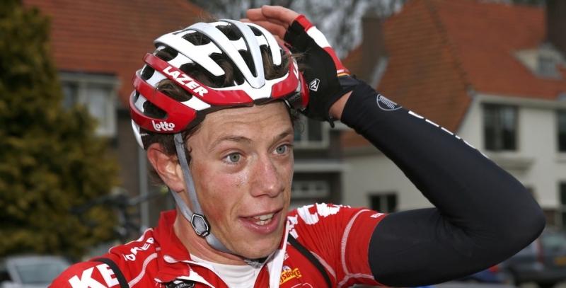 Велосипедист Стиг Брукс на пути выздоровления