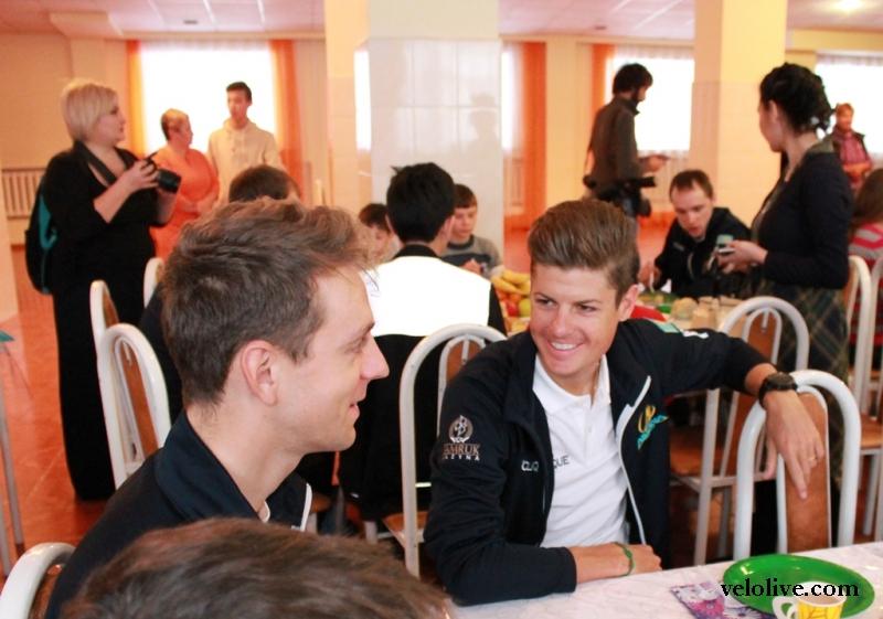 Якоб Фульсанг - лидер команды Astana на Тур де Франс-2017