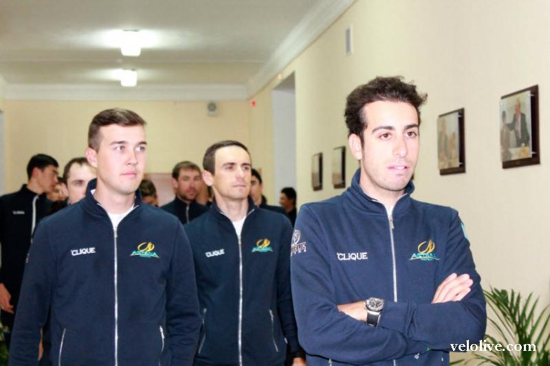 Даниил Фоминых: «Буду отбираться в состав на Тур де Франс-2017»