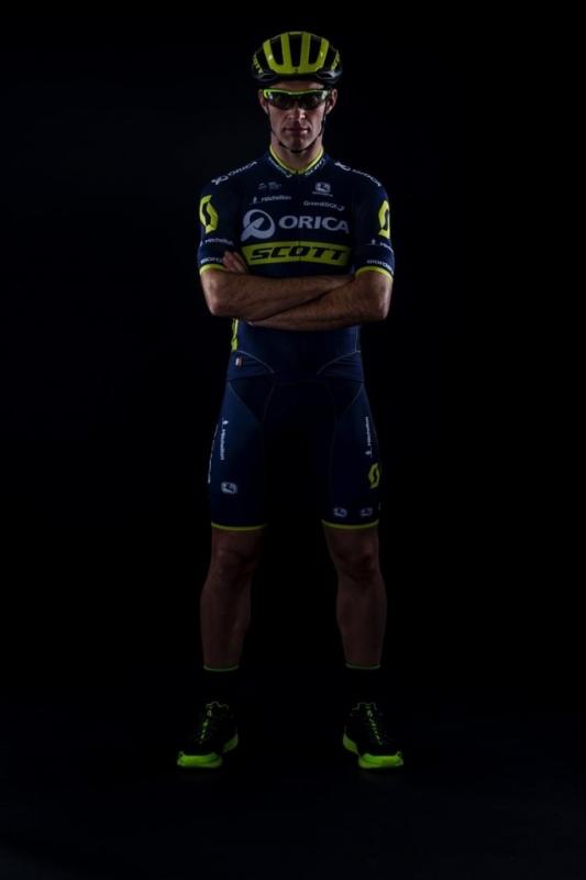 Команда Orica-BikeExchange в 2017 году будет называться Orica-Scott