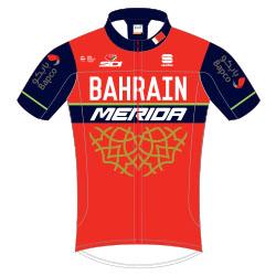 Команды Мирового Тура 2017: Bahrain - Merida (TBM) - BRN