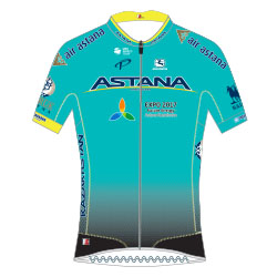 Команды Мирового Тура 2017: Astana Pro Team (AST) - KAZ