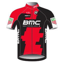 Команды Мирового Тура 2017: BMC Racing Team (BMC) - USA