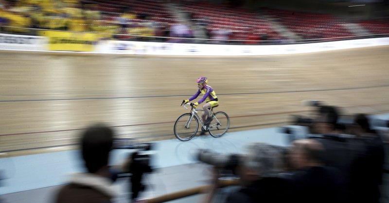 Категория «100+»: француз проехал навелосипеде 22528 километра зачас