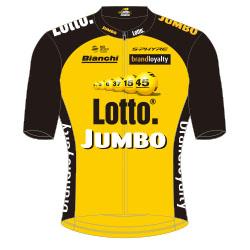 Команды Мирового Тура 2017: Lotto NL - Jumbo (TLJ) - NED