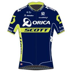 Команды Мирового Тура 2017: Orica - Scott (ORS) - AUS