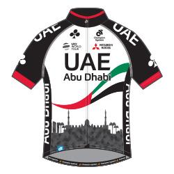 Команды Мирового Тура 2017: UAE Abu Dhabi (UAD) - UAE
