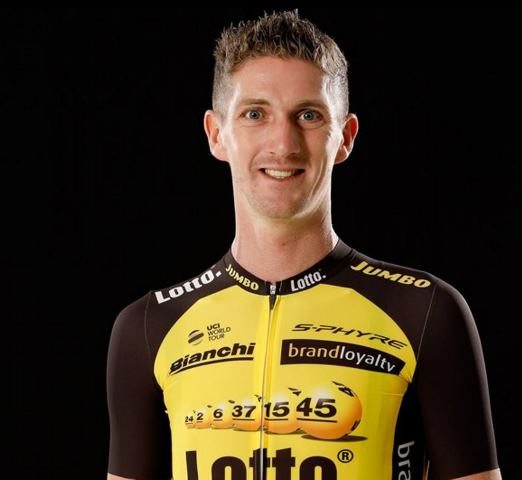Юрген Ван ден Брук о своей новой роли в команде LottoNL-Jumbo