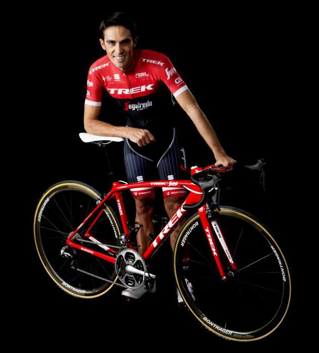 Альберто Контадор о маршруте Вуэльты Испании-2017 и участии в Тур де Франс