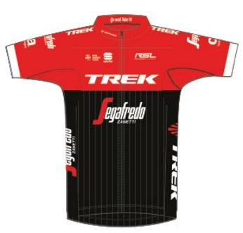 Команды Мирового Тура 2017: Trek - Segafredo (TFS) - USA