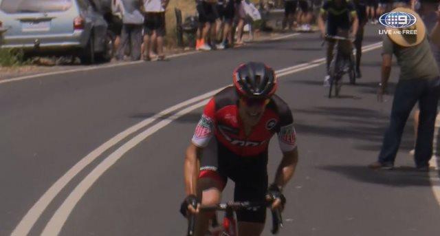Ричи Порт - победитель 2-го этапа Тура Даун Андер-2017