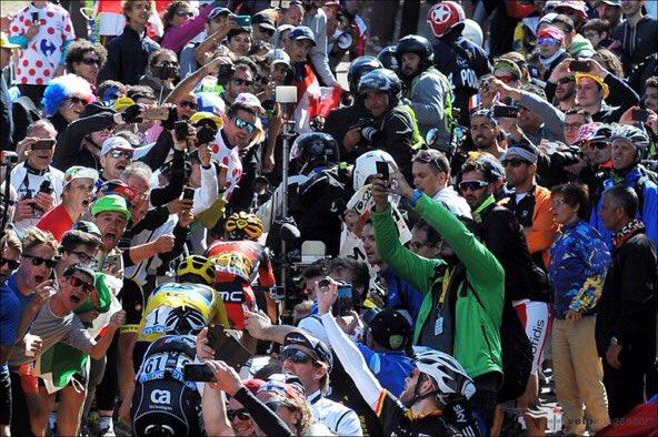 события 12-го этапа Тур де Франс (Tour de France)-2016
