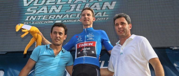 Бауке Моллема – победитель Тура Сан-Хуан-2017