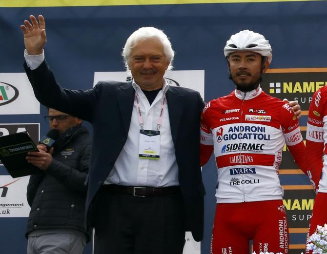 Джанни Савио просит организаторов Джиро д'Италия сделать исключение и предоставить дополнительное пятое приглашение