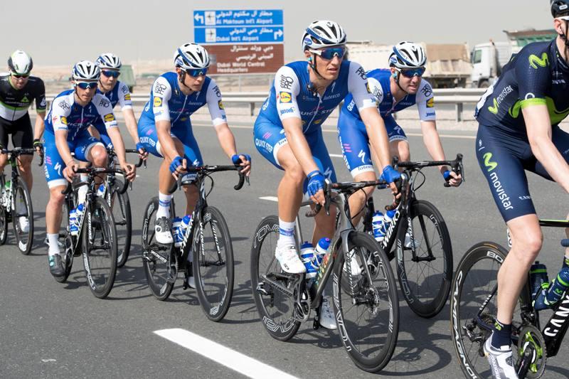 Марсель Киттель – победитель 1-го этапа Тура Дубая-2017