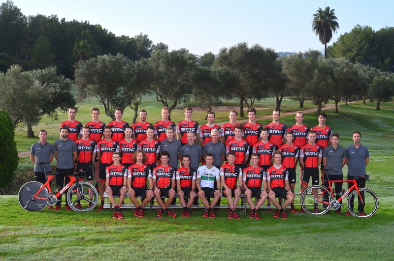 Майки велосипедных команд на 2017 год