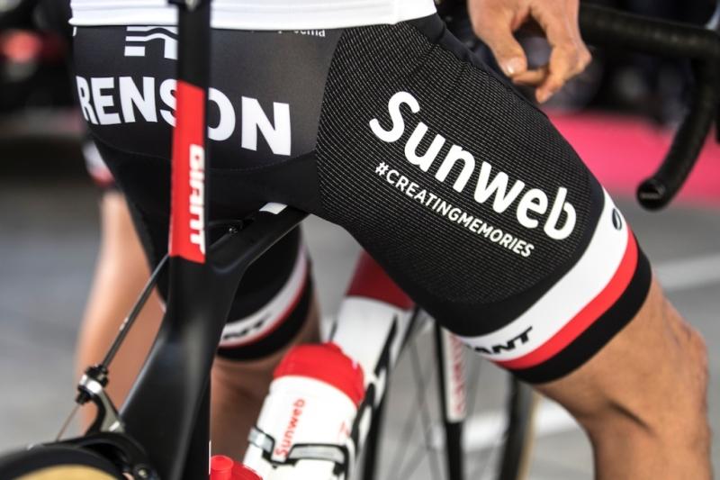 Команда Sunweb представила состав и форму на 2017 год